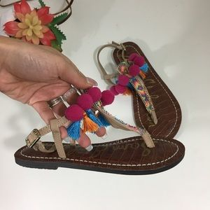 Kids - Sam Edelman Gigi bohemian sandals